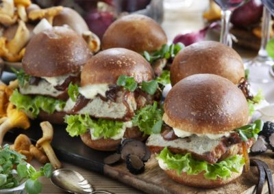 Frikadeller i sliders